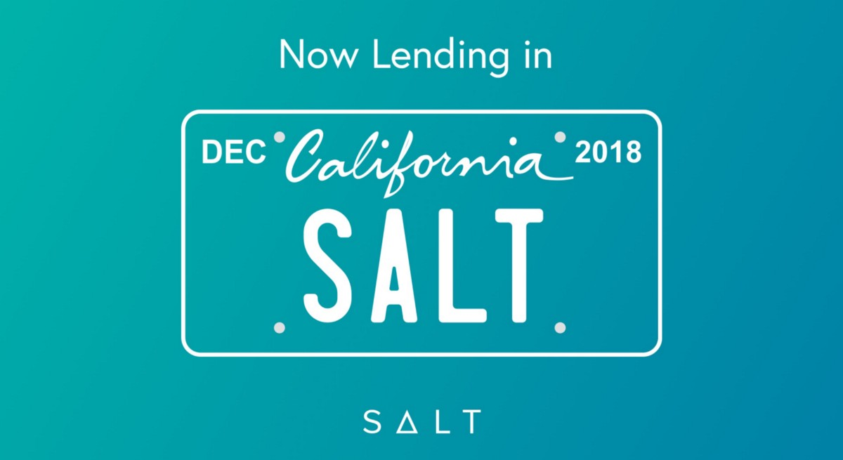 Salt Lending description