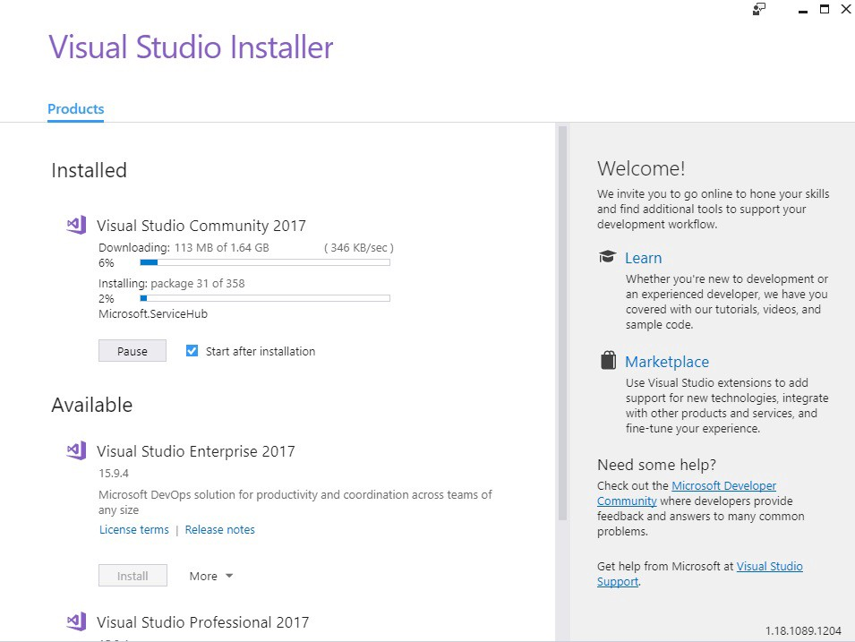 How to Find, Download, and Install Visual Studio - freeCodeCamp OKC