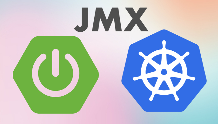 Remotely connecting through Kubernetes to a JMX agent in a