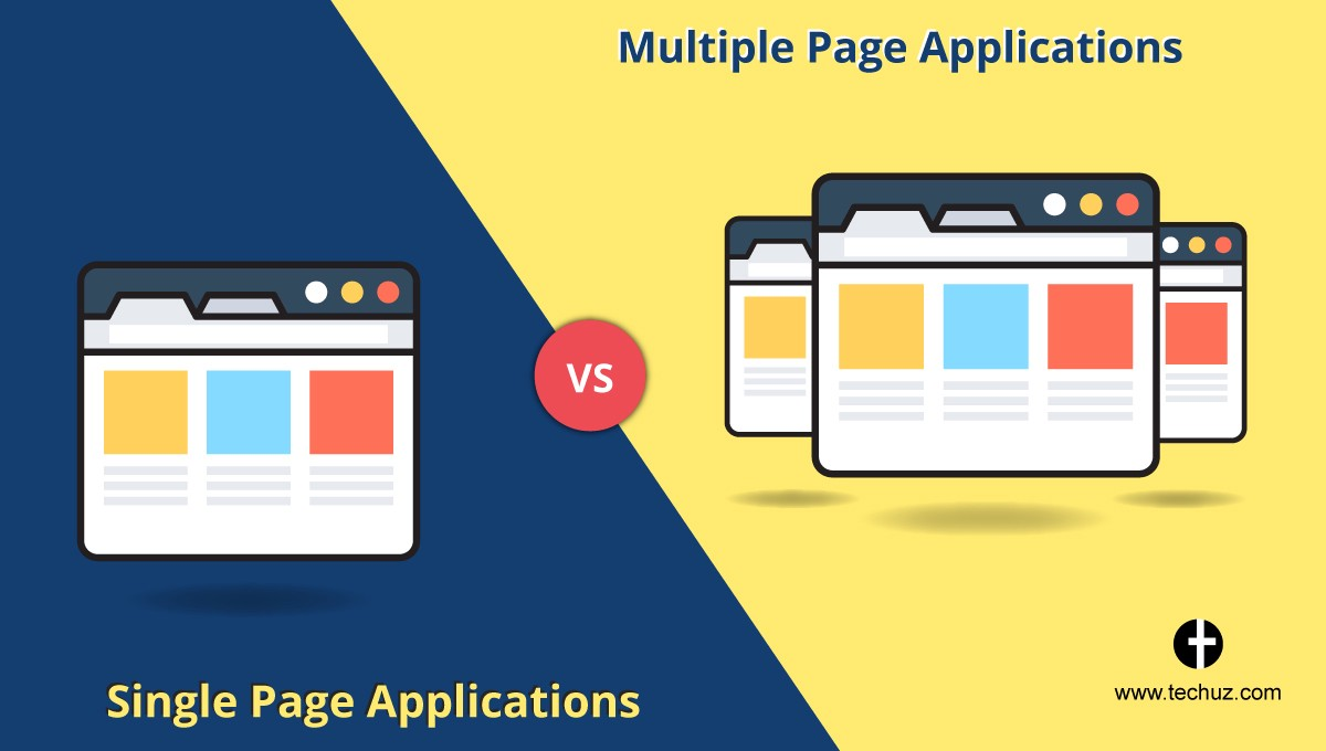 Moderne Single Page Applications vs Multiple Page Applications — Do You MD-16