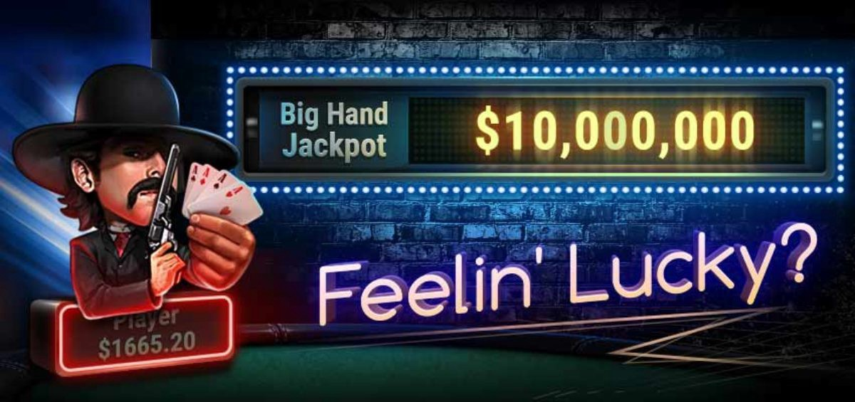 Big Hand Jackpot Yet Another Feature Shaking Poker To By Ggpoker Medium