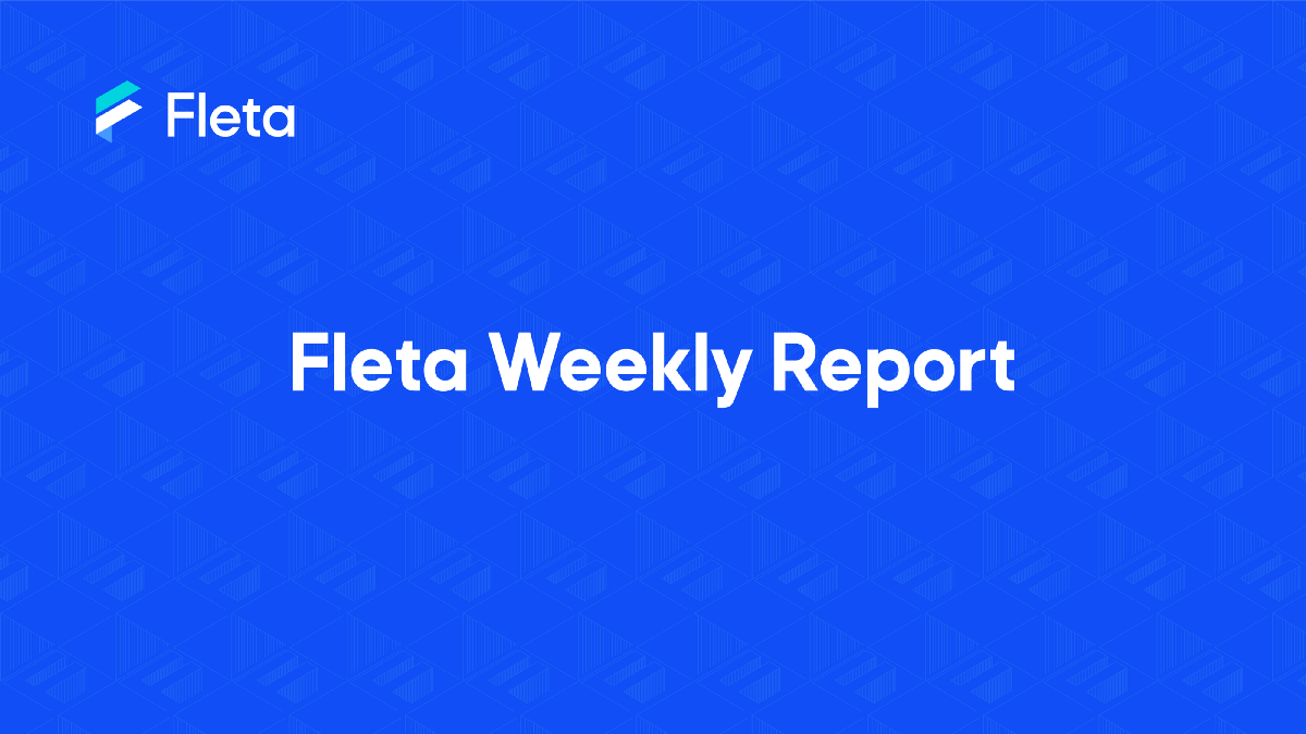 Fleta's Roadmap has been updated. Fleta will expand its ecosystem to DeFi field and provide some related projects later on. (https://medium.com/flet