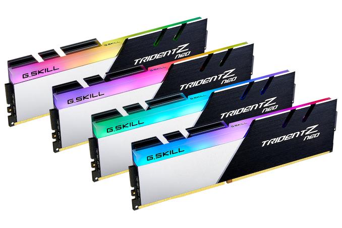 G Skill launches its new Trident Neo memory for AMD's latest Ryzen