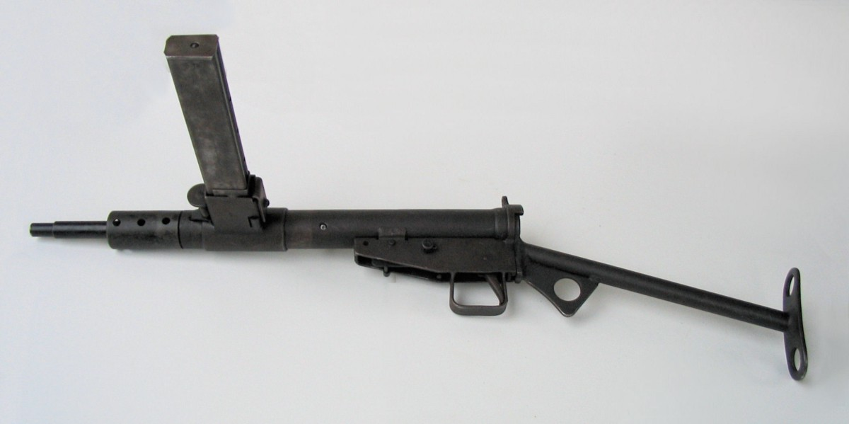 The World War II Sten Gun Was Cheap and Dirty - War Is