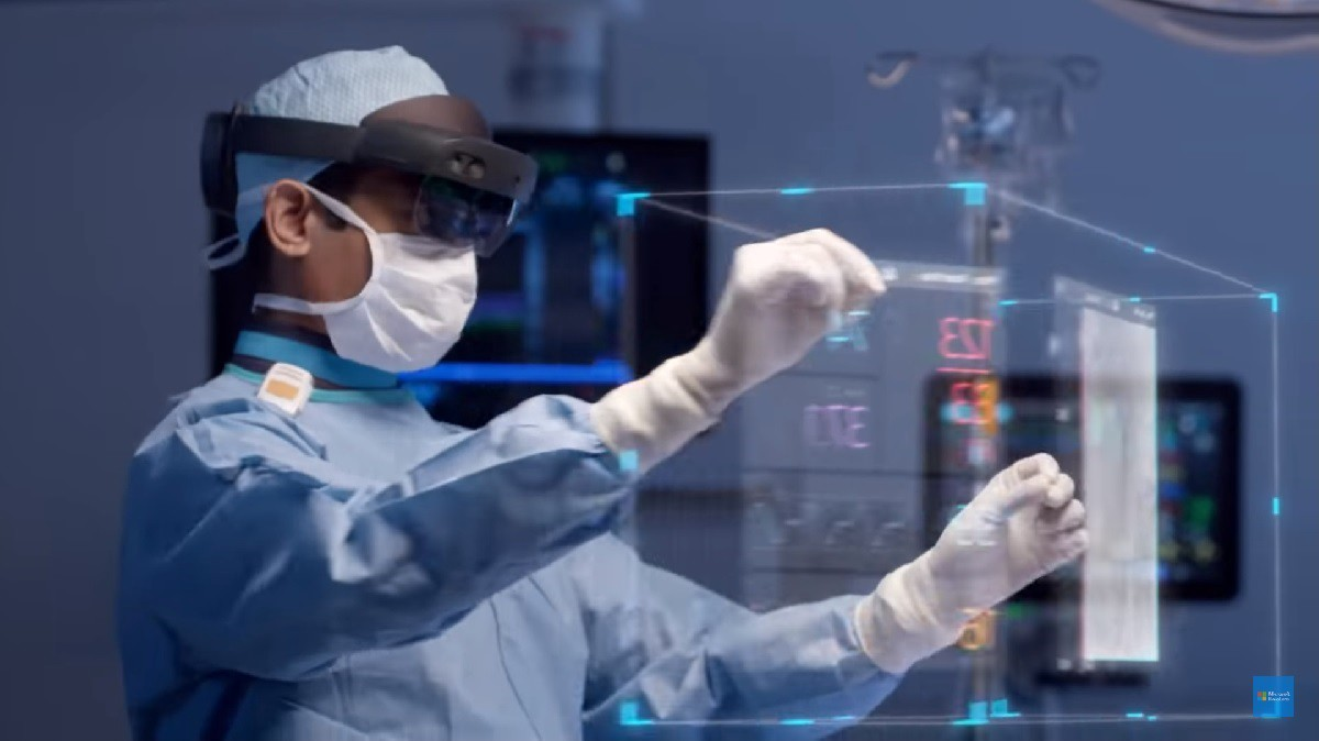 The Augmented Doctor—What Microsoft HoloLens can do for healthcare