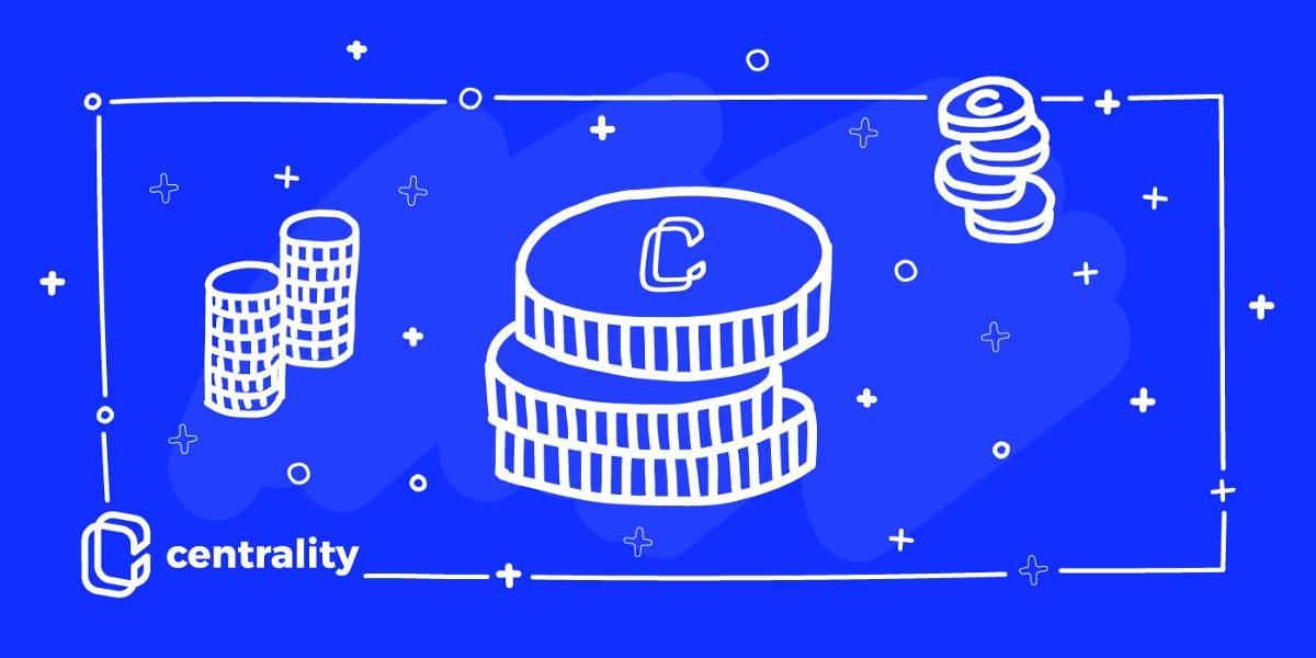 Centrality Token description