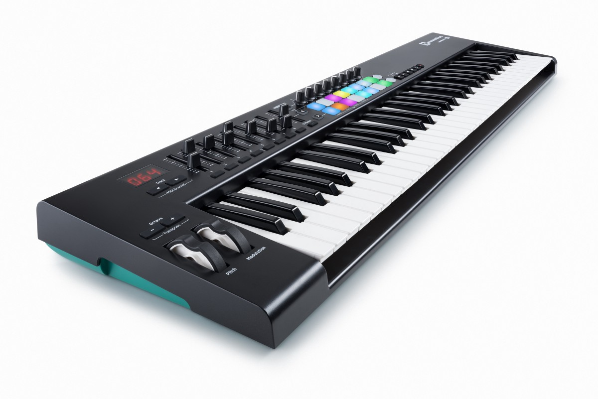 MIDI Controllers: The Key, The Secret - Novation // Notes