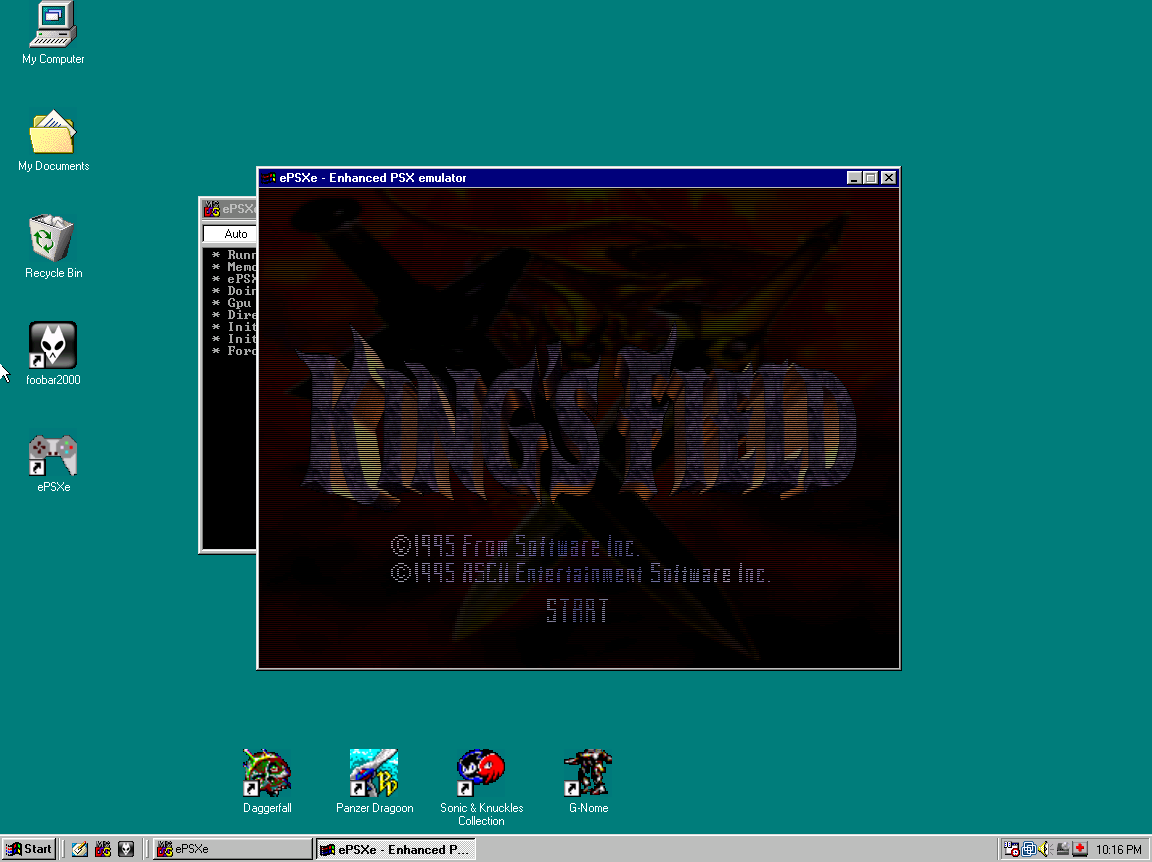 Building (and Gaming On) the Ultimate '98 Gaming Virtual Machine