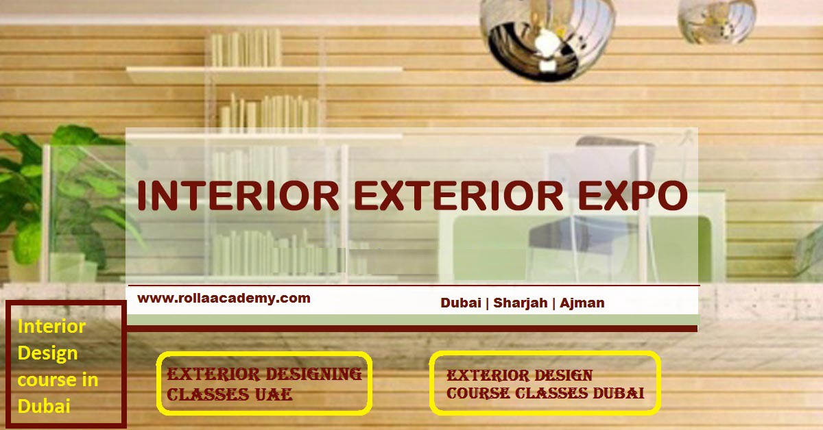 Awesome Rolla Academy Provides Interior Design Course In Dubai Download Free Architecture Designs Ferenbritishbridgeorg