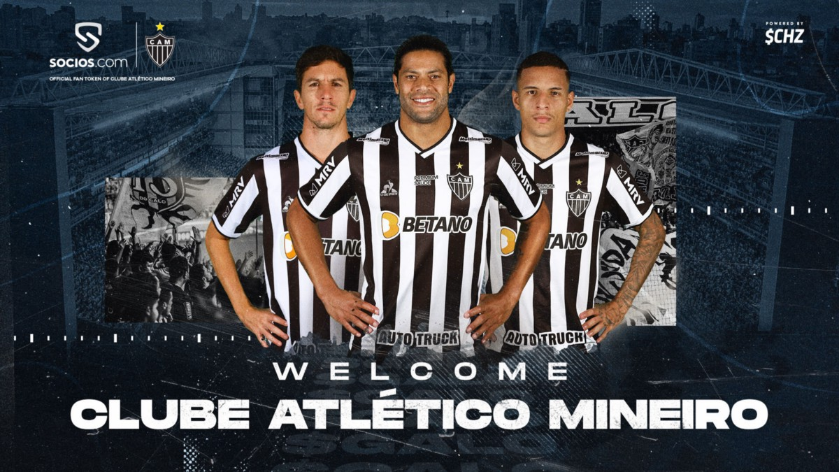 Atletico Mineiro Will Become The First Brazilian Club To Launch A Fan Token In Partnership With…