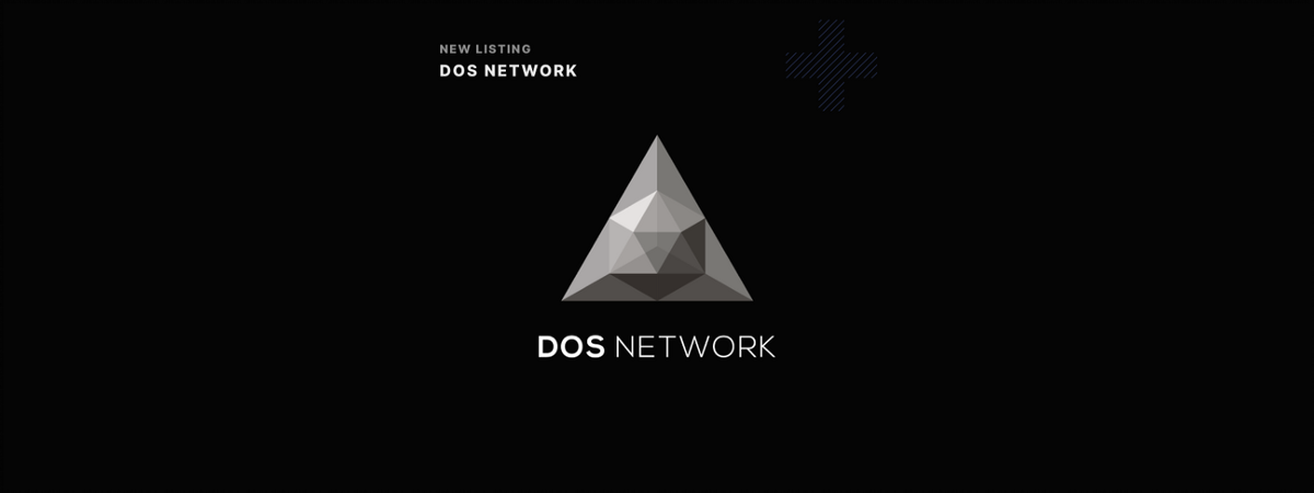 Eterbase Listing Announcement: DOS NETWORK(DOS)