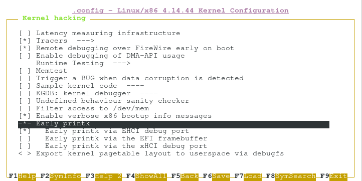 KD2a — Configuring and Compiling Kernel for QEMU VM