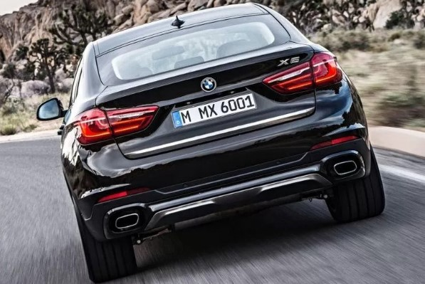 The Upcoming 2019 BMW X6 Will Plug-in Hybrid