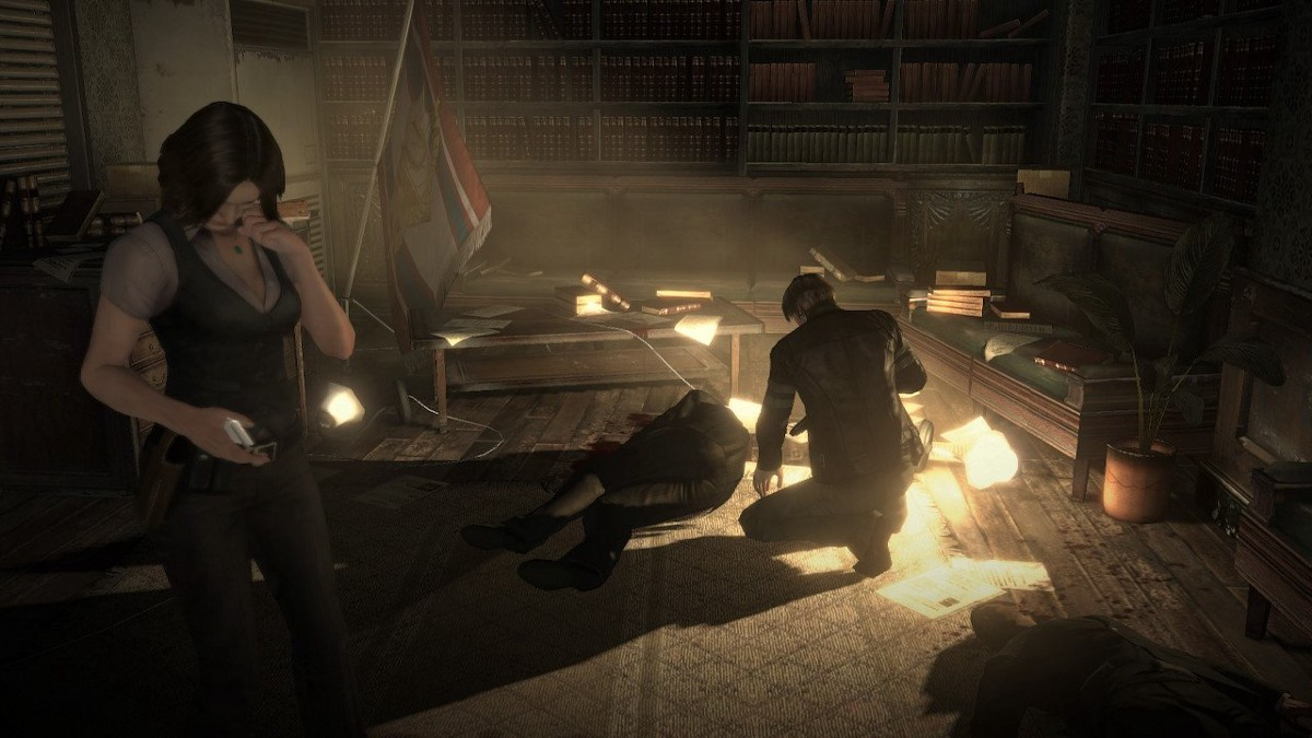 Resident Evil 6 Is A Wonderful Nightmare By Alex Rowe Medium