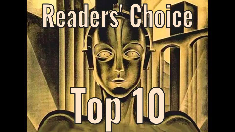 Readers' Choice 10 Best Data Articles