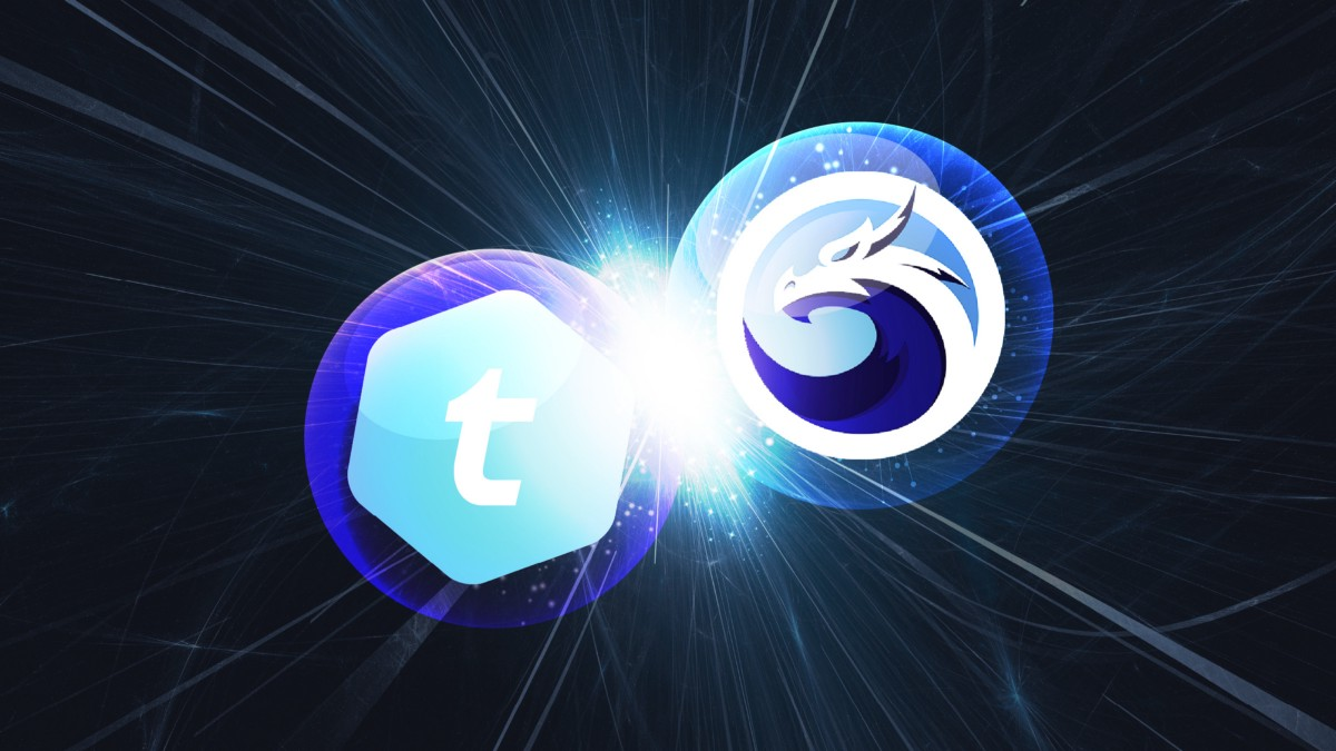 Telcoin markets are live on Quickswap