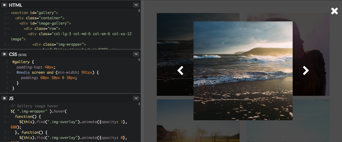 How I made a simple lightbox with jQuery - Melinda Golden