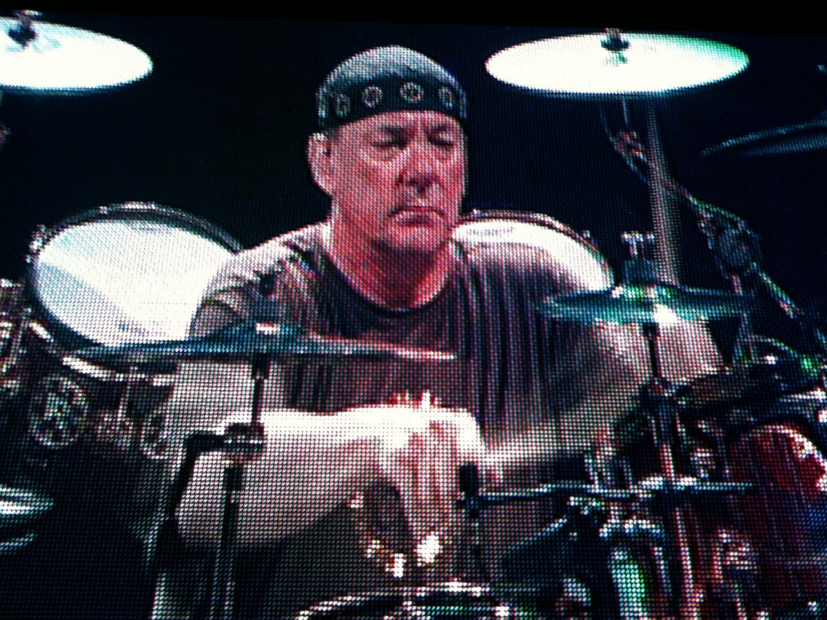 Coping with the Loss of Neil Peart
