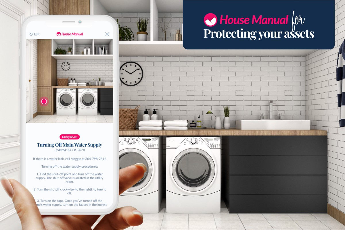 House Manual Releases iOS App to Help Users Live Their Best Home Lives
