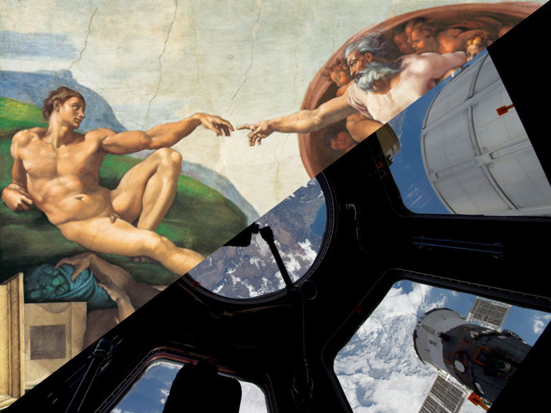 How do I convince my kids that God is real and science is wrong?