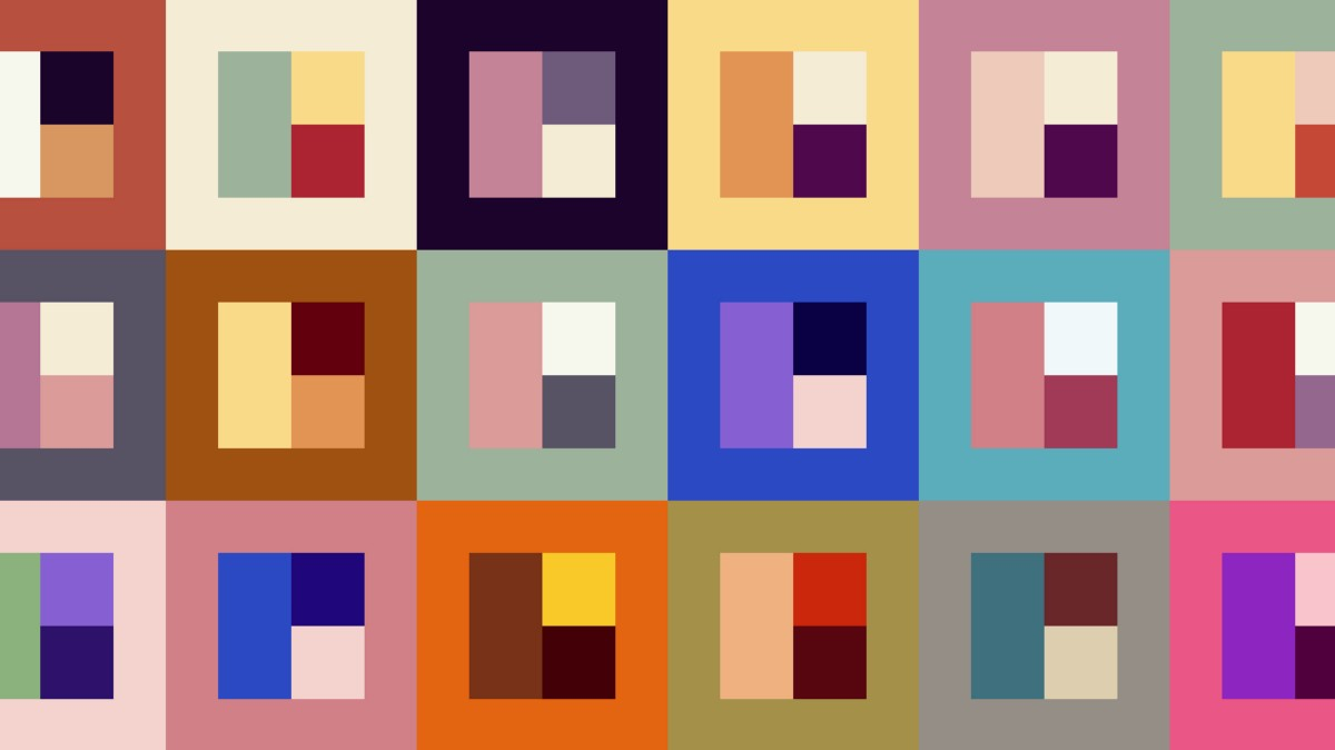 How to make your own color palettes