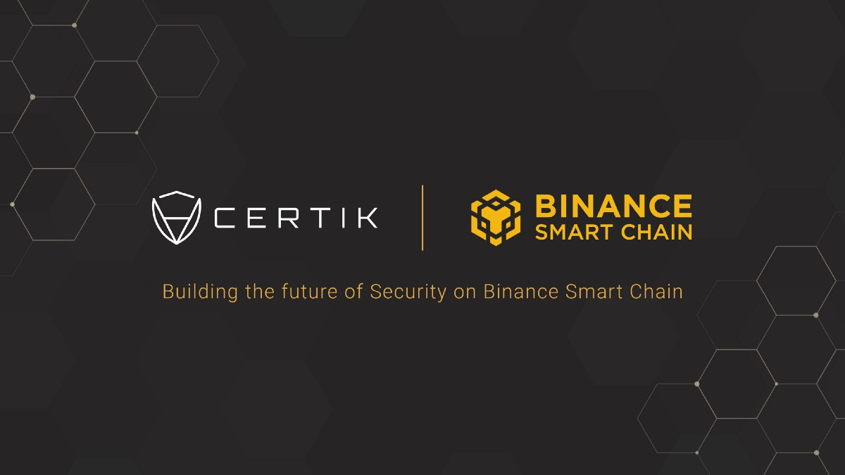 Building the future of Security on Binance Smart Chain