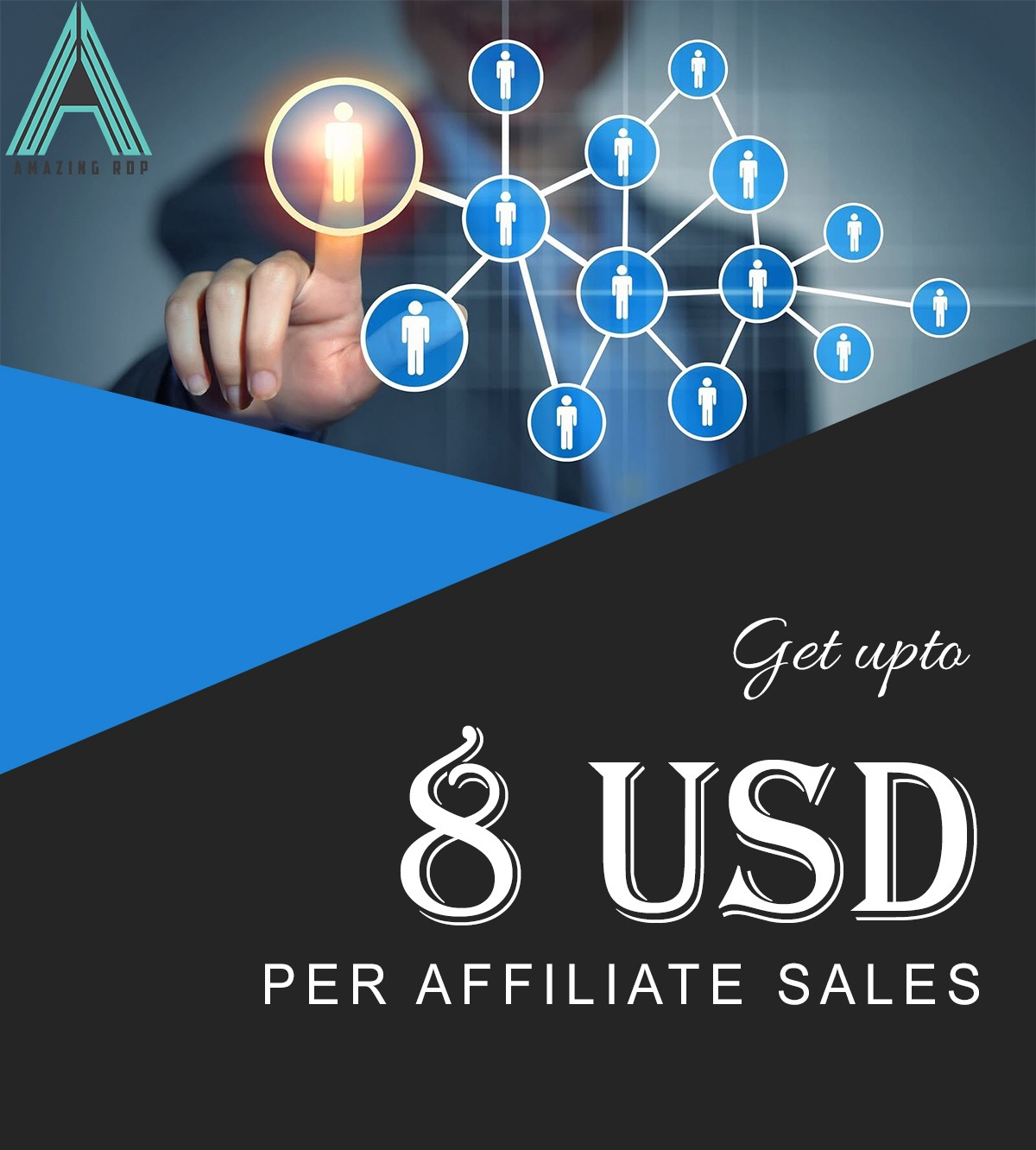 Get Free RDP & Earn Money For Affiliate Marketing