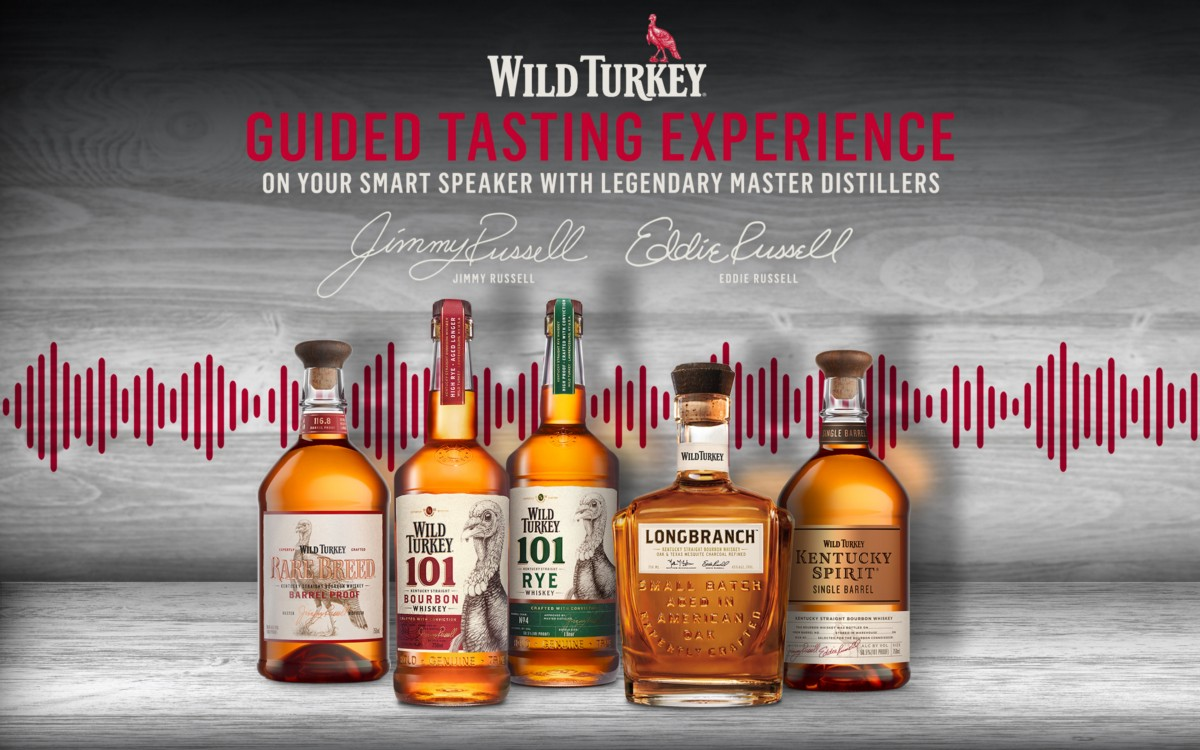 Plan A Virtual Escape, As Wild Turkey Transports Travel Seekers & Bourbon Lovers To Kentucky With Its New Guided Tasting For Amazon Alexa & Google Assistant | by Tony Bowles, Contributing Columnist | Feb, 2021 | Medium