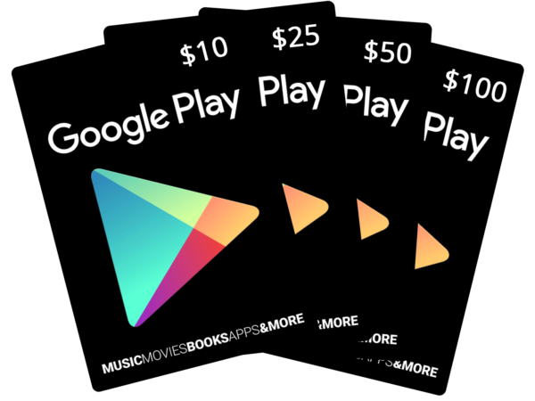How To get a google play gift card
