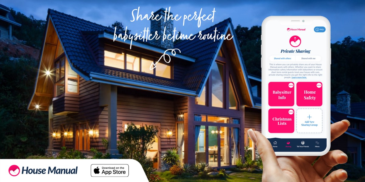 Meet House Manual Private Sharing