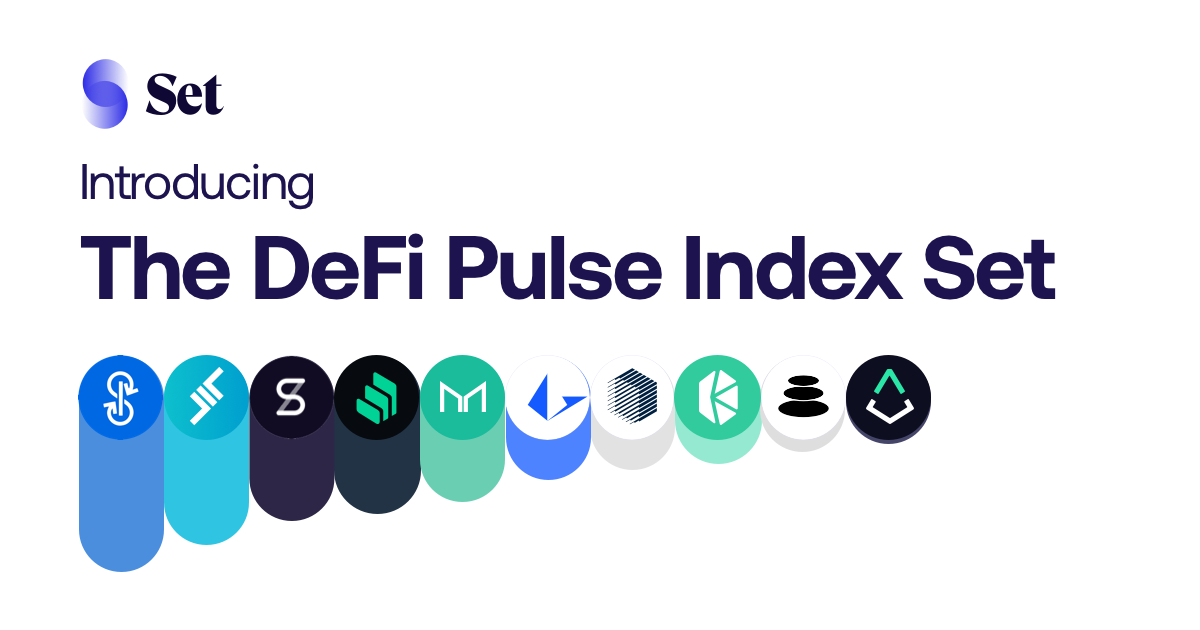 Introducing the DeFi Pulse Index on TokenSets
