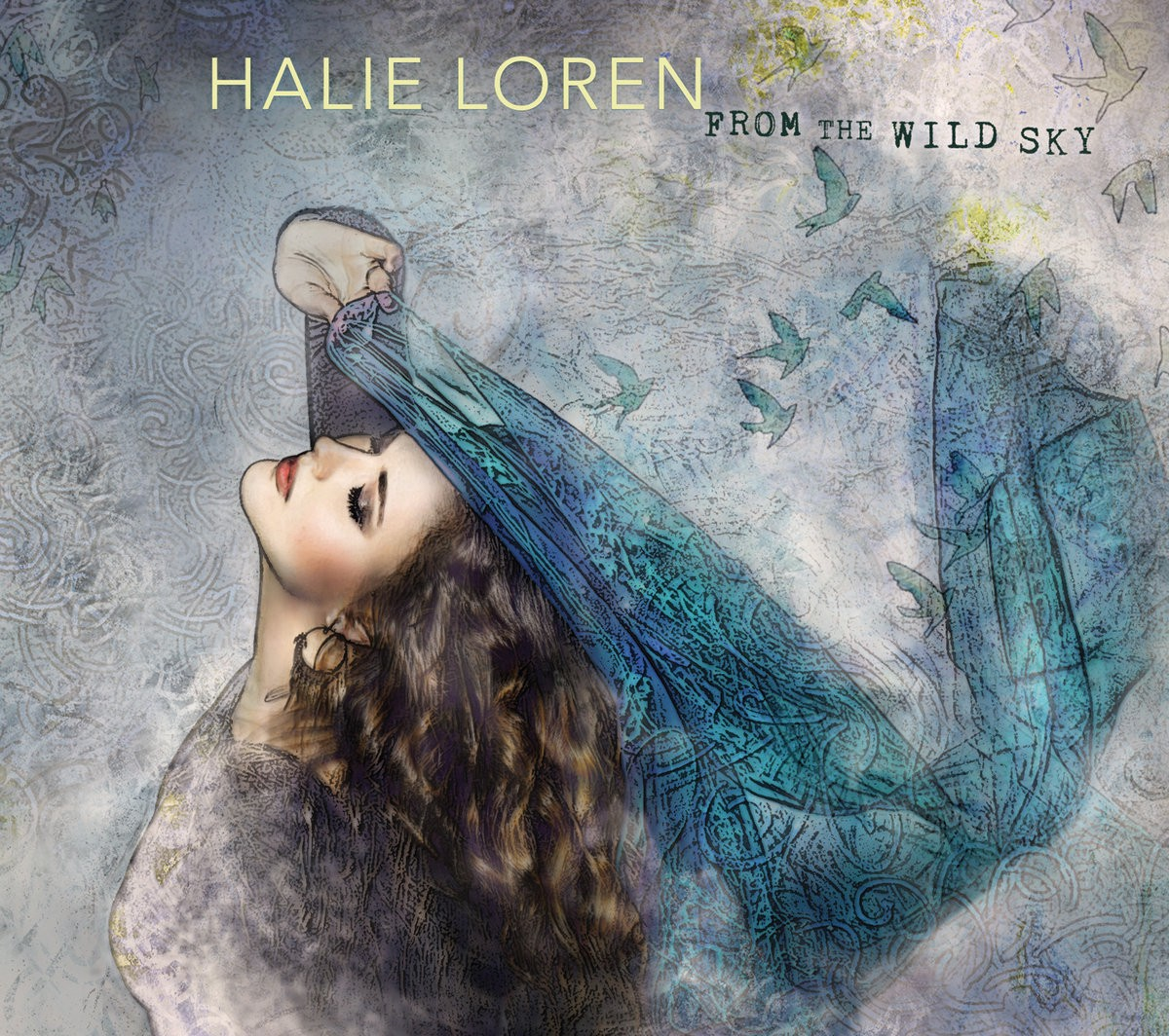 Halie Loren's 'From The Wild Sky': hers, yours and mine