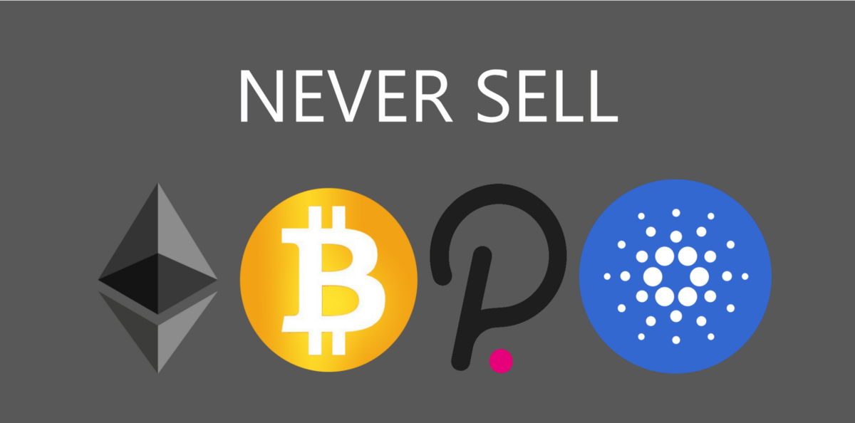 Never Sell Them!