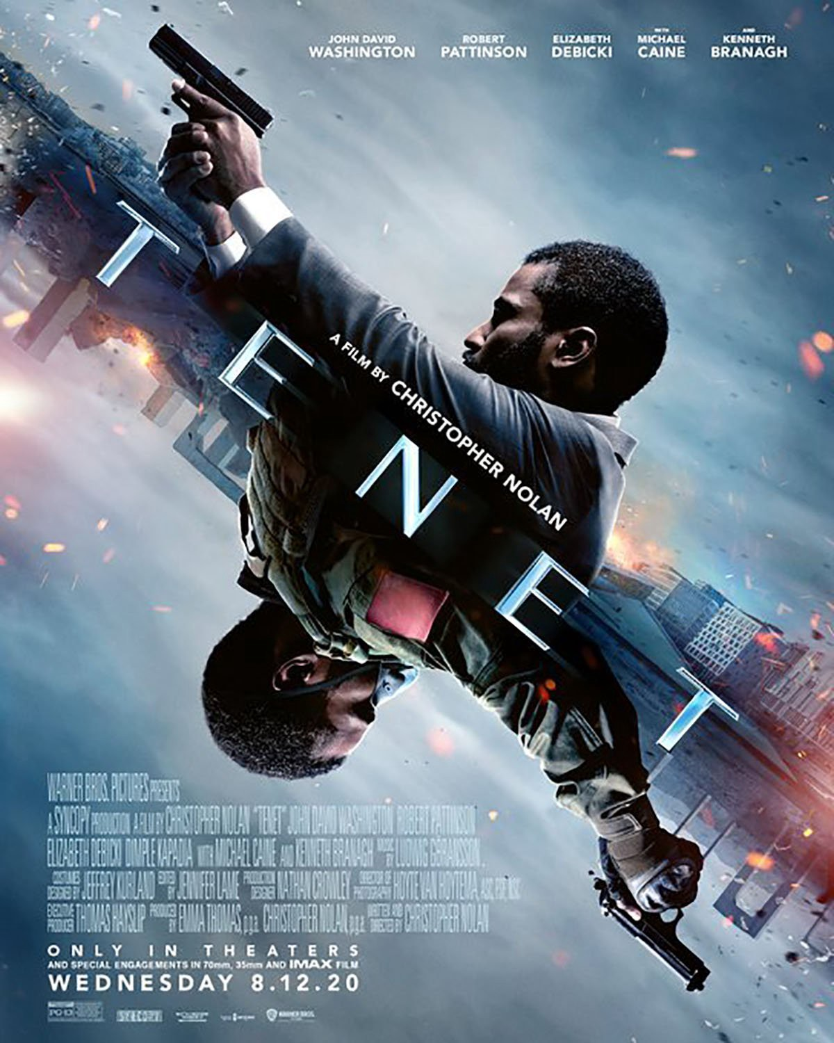 Streaming — Tenet (2020) Film HD Free Download | by ...