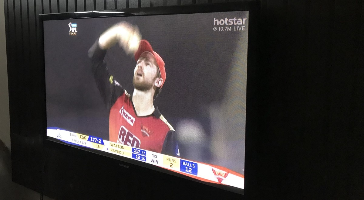 India's Hotstar draws over 10 million concurrent viewers