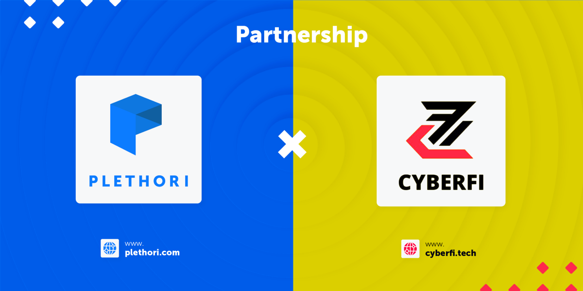 Plethori Forges New Partnership With Cyberfi