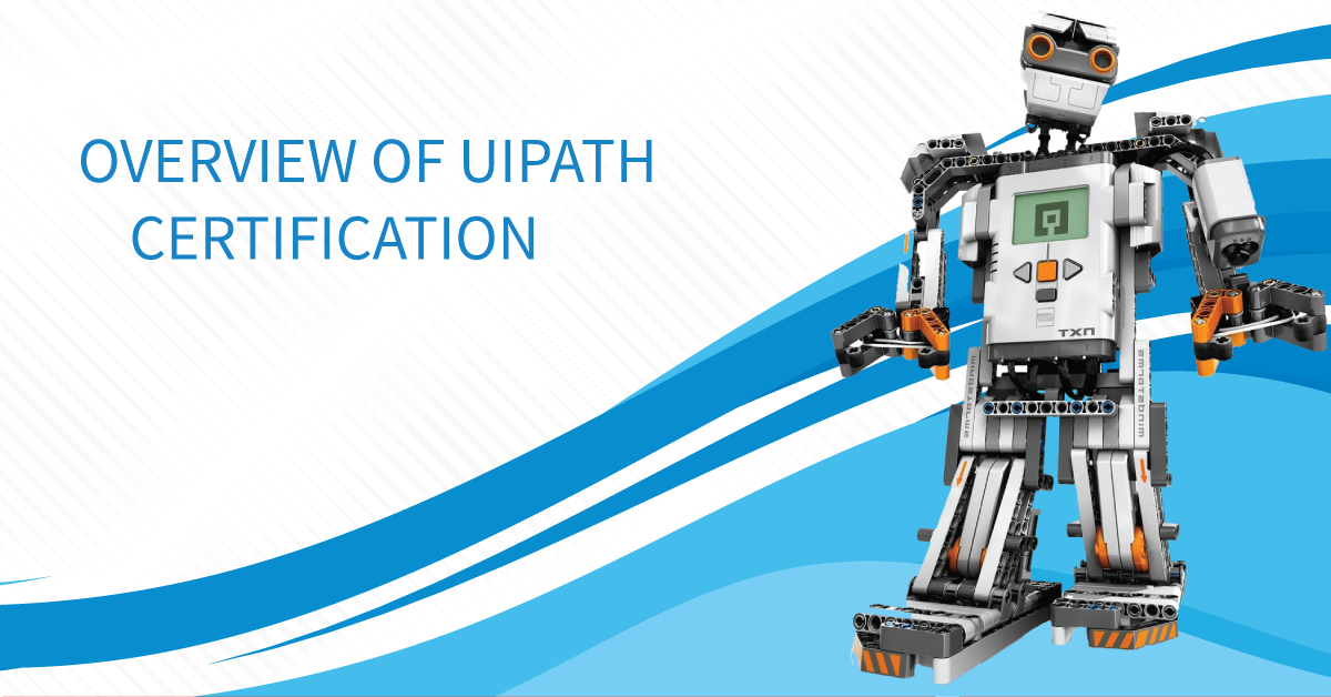 An overview of UiPath Certification - Pavithra M - Medium