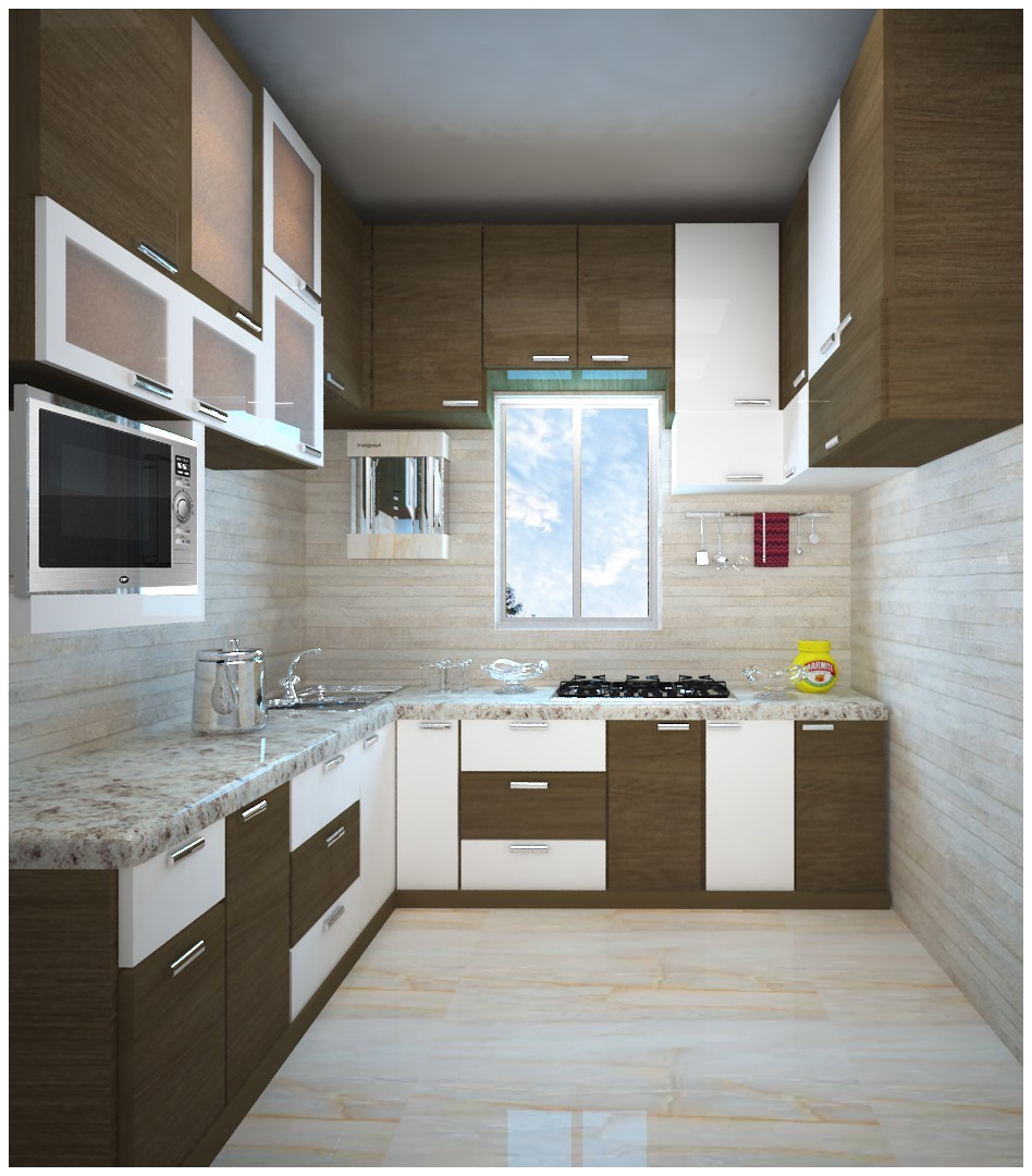 Modern Mini Kitchen Design: Modern Modular Kitchen Designs India