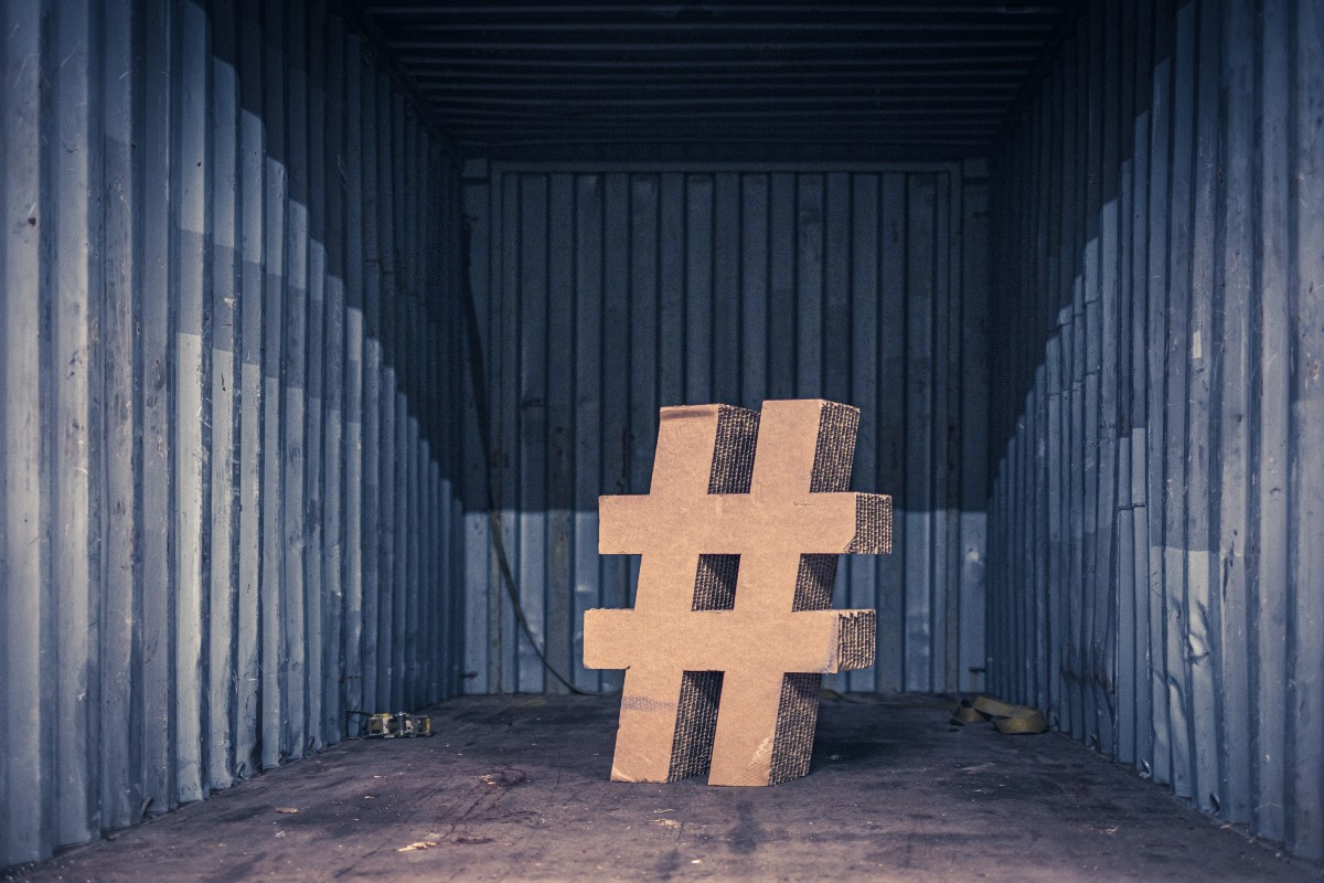 The hashtag to rule them all 👉 Analysis of company tweets