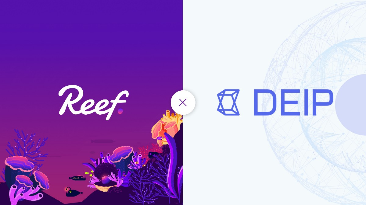 Reef Finance partners with DEIP Network to bring a unique class of DeFi investment opportunities…