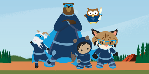 Reveal Your Superpowers with Four NEW Salesforce Certifications