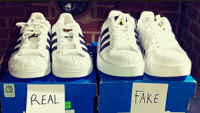 How to Recognise Fake Adidas Shoes. | by Naomi Hendriks | Medium