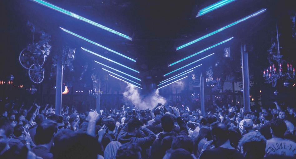 The Grand Factory Makes it to DJ Mag's Top 100 Clubs!