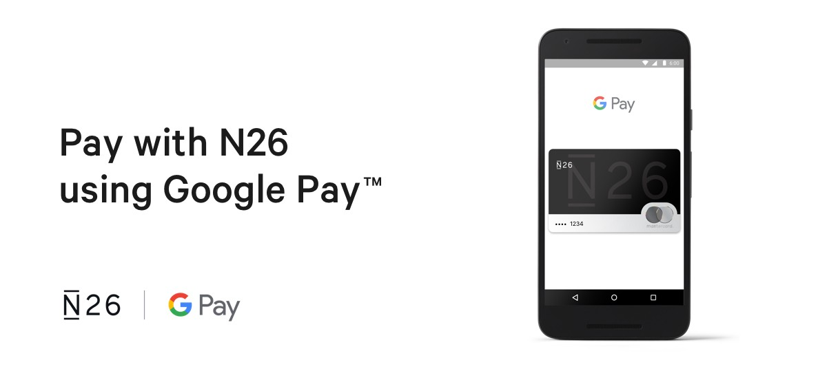 How to pay with Google Pay - N26 Magazine