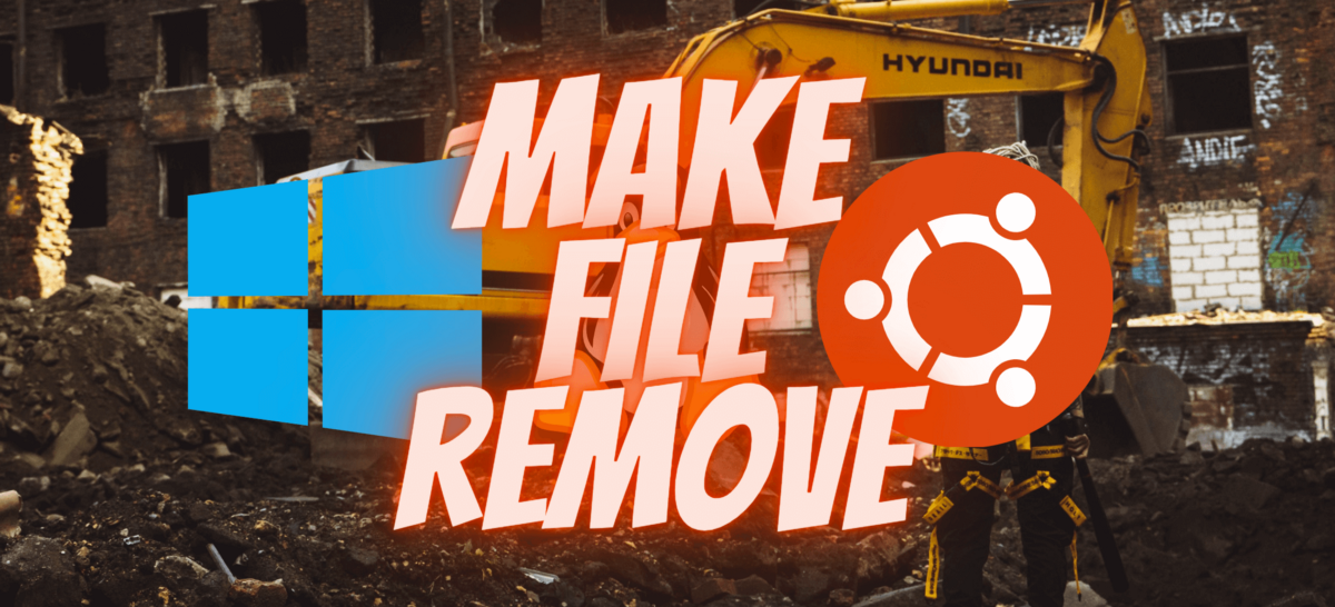 How to Remove a Package Installed From Source Code on Ubuntu (WSL2)