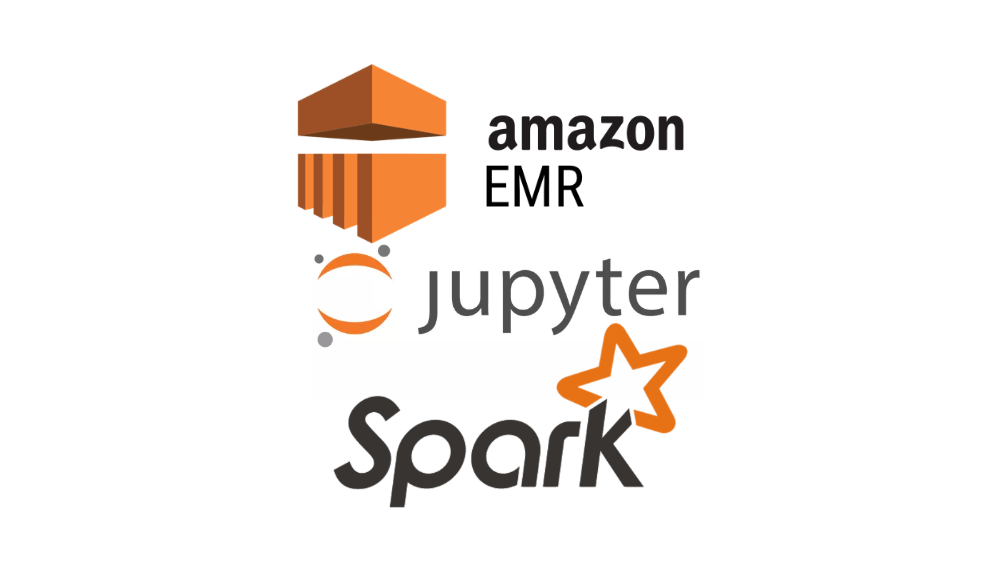 Use Pyspark with a Jupyter Notebook in an AWS EMR cluster