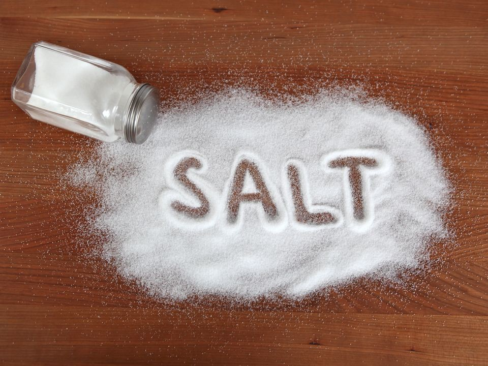To Salt or Not To Salt? — Salting is not the only answer to