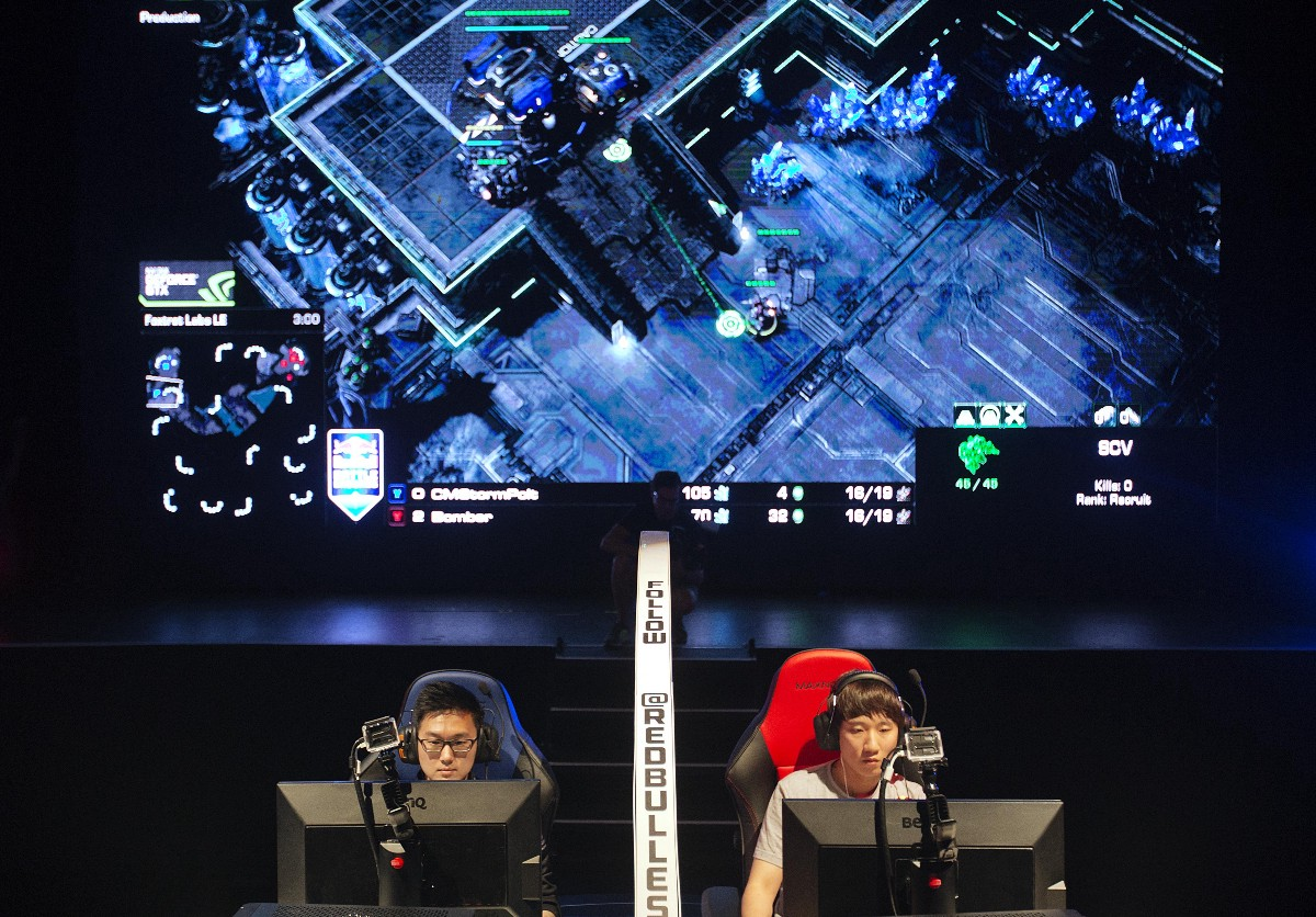 How competitive gaming took over the world - Timeline