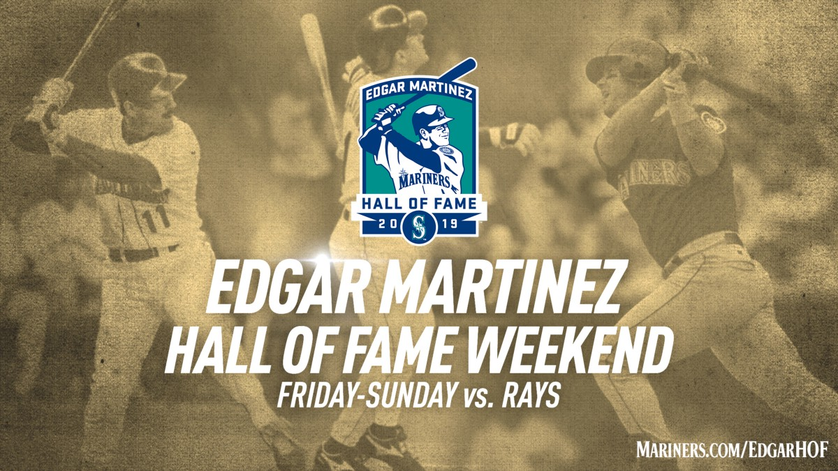Your Guide to Edgar Martinez Weekend at T-Mobile Park