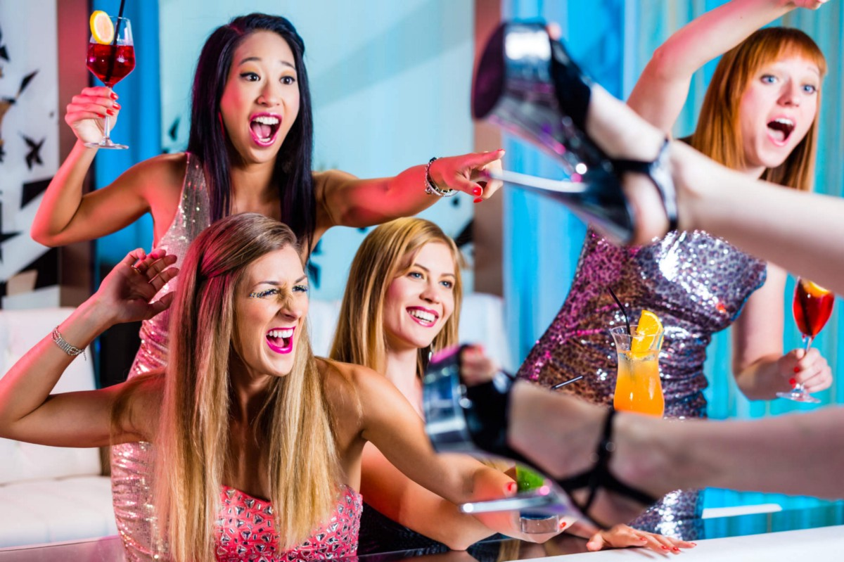 6 Ways Strippers Will Jumpstart Your Party